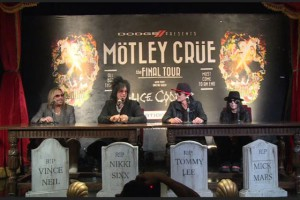 MÖTLEY CRÜE – all bad things must come to an end…