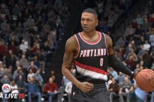 NBA LIVE 15 mit vielen Spielverbesserungen und neuen Online-Spielmodi