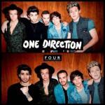 """ONE DIRECTION: Neues Album """"FOUR"""" erscheint am Montag"""