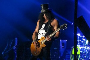 SLASH live in Basel