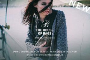 """Gewinne 2 Shopping-Gutscheine für den Online Shop von """"The House of Bags"""""""