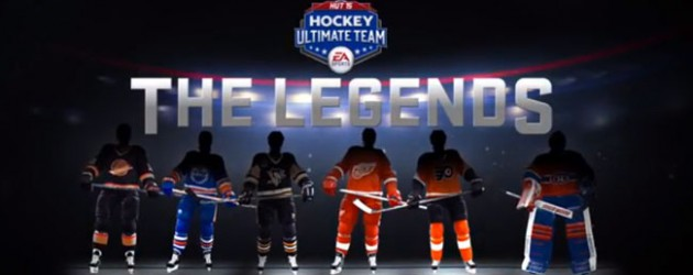 NHL Legends für NHL 15 Hockey Ultimate Team