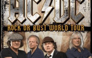 AC/DC Konzert innert 6 Minuten ausverkauft!