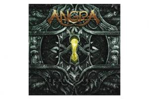 """Angra mit neuem Album """"Secret Garden"""""""