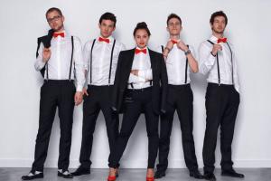 Konzerttickets für INVIVAS in Landquart zu gewinnen