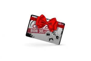 Gutscheine im Kreditkartenformat von CeDe.ch zu gewinnen