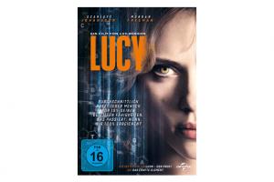 """DVD """"LUCY"""" mit Scarlett Johansson zu gewinnen"""