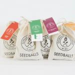 Seedballs von Gorilla Gardening