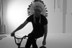 Rapper Stress präsentiert sein neues Album