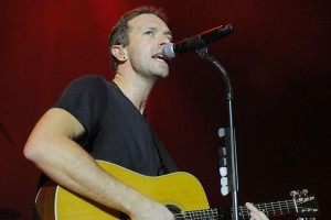 Chris Martin: Liebeslied für Gwyneth Paltrow