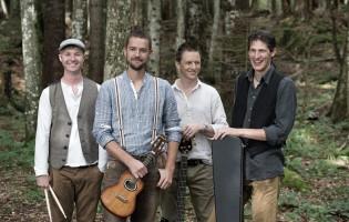 """Gewinne die neue Vinyl """"Knock on Wood"""" der Schweizer John Doe Band"""