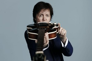Paul McCartney arbeitet mit 'Hollywood Vampires'