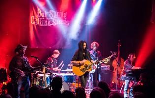 Plattentaufe Bob Spring und The Calling Sirens