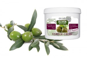 Gewinne eine Cosvida Olivenbutter Körpercrème