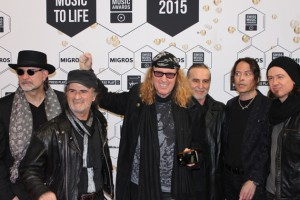 Swiss Music Awards 2015