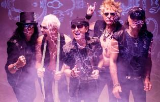 Scorpions feiern das 50. Bühnenjubiläum