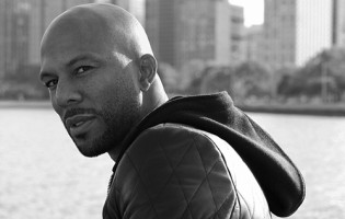 Common und Big Sean am Touch The Air Festival in Wohlen