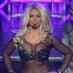 Britney Spears beschimpft Fan