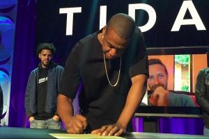 Jay Z wehrt sich gegen 'Tidal'-Kritik