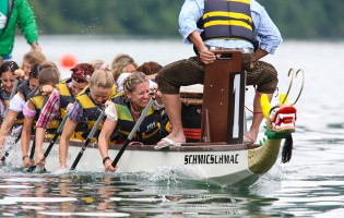 24. Drachenboot-Rennen Eglisau