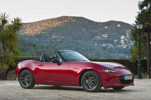 Mazda MX-5 – Der Roadster ist zurück