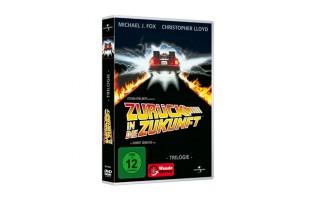 """Gewinne eine DVD-Trilogie vom Filmklassiker """"Zurück in die Zukunft"""""""