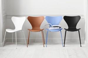 Wohnbedarf: Kultstuhl von Arne Jacobsen feiert 60-jähriges Jubiläum