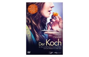 """DVD von Martin Suters Bestseller Verfilmung """"Der Koch"""" zu gewinnen"""