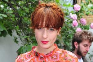 Florence Welch neben der Spur