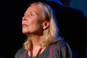 Joni Mitchell: Tatsächlich ein Hirnaneurysma