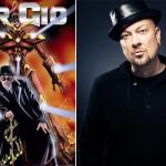 Hit-Produzent wird Comicbuch-Star
