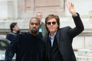 Kanye West: Album sprüht vor Freude