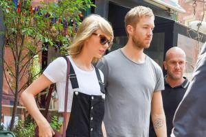 Calvin Harris besingt die schönen Füsse seiner Freundin Taylor Swift