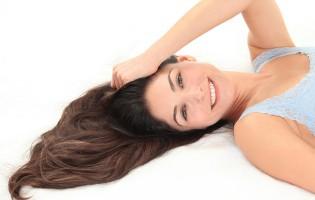 Pflege für seidig schönes Haar
