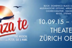 """Tickets für das Musical """"IO SENZA TE"""" in Zürich zu gewinnen"""