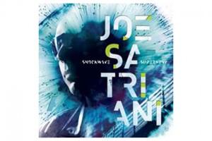 Ausnahmegitarrist Joe Satriani präsentiert sein 15. Studioalbum