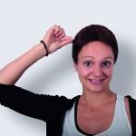 Radikales Umstyling bei Eisprinzessin Sarah Meier