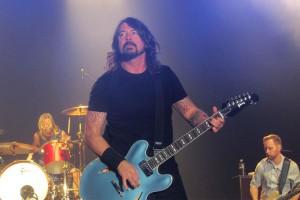 Rührende Einladung für die 'Foo Fighters'