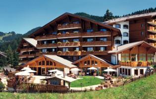 Zwei luxuriöse Wellnesstage im RoyAlp Hôtel & Spa für 2 Personen zu gewinnen