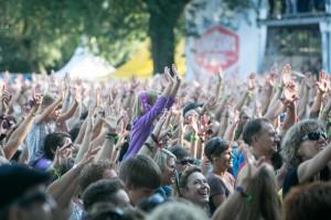 Gelungener Start für das SummerDays Festival bei den Quaianlagen Arbon