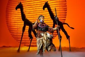 Broadway-Musical THE LION KING verzaubert die Schweiz