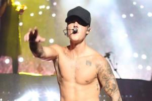Justin Bieber erklärt Tränenausbruch