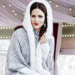Kuschelige Wintermode mit Fell, (Kunst-)Pelz und anderen flauschigen Stoffen