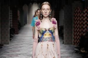 Traditionsmarke Gucci zeigt sich von einer komplett neuen Seite