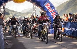 Das Tessin ist bereit, die Zweitakter knattern wieder am sechsten Red Bull Alpenbrevet