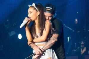 Justin Bieber plant Tournee mit Ariana Grande