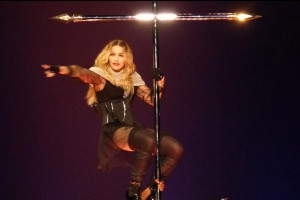 Madonna bald als Comedian?