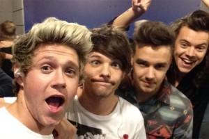 One Direction auf Jungsurlaub