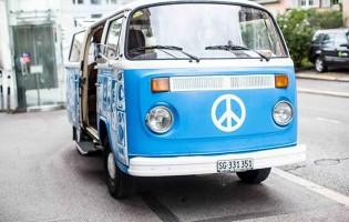 Dodo's legendärer Hippie-Bus wird versteigert