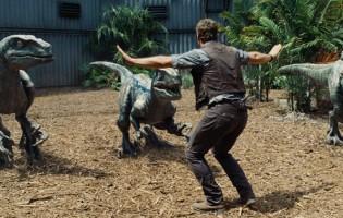 DVD und Cap von Jurassic World zu gewinnen